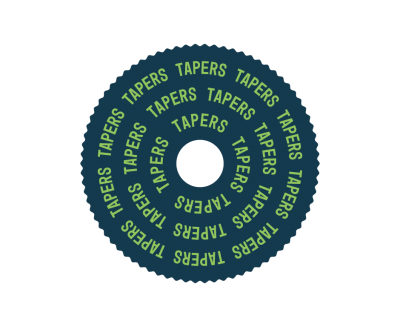 TAPERS LOGO MARK
