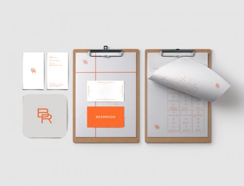 BEERROOM 비어룸 | 브랜드 아이덴티티 디자인