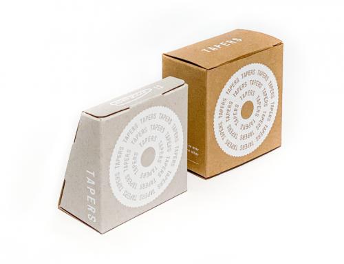 TAPERS 테이퍼스 | 패키지 디자인